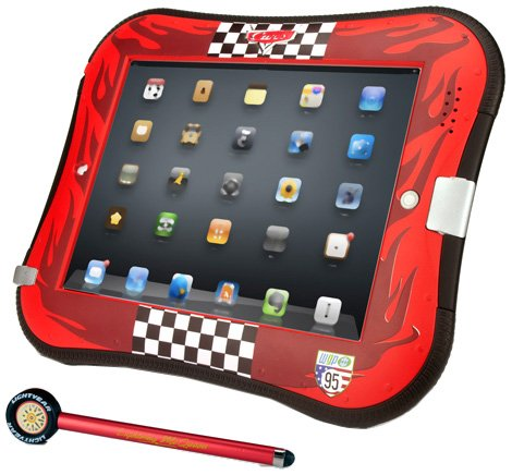 disney cars fun ipad case for children