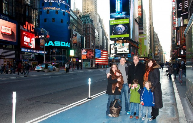 family times square down syndrome children friends ryan langston
