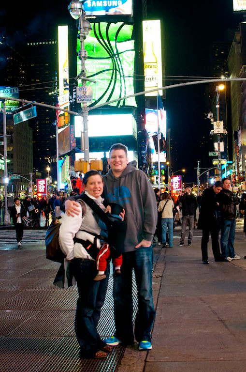 family-with-baby-carrier-times-square-new-york