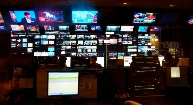 nbc control production room producers 30 rock tour