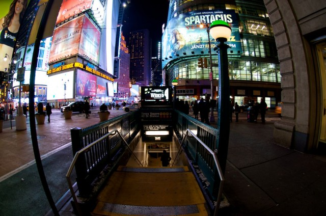 times-square-fisheye-fish-eye-picture-night