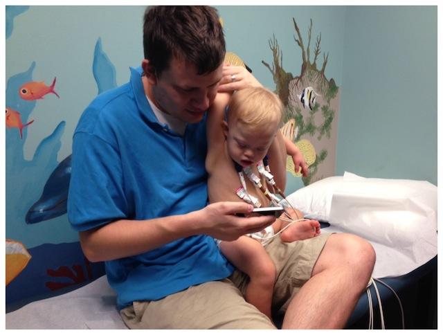 ekg electrocardiogram down syndrome baby test heart