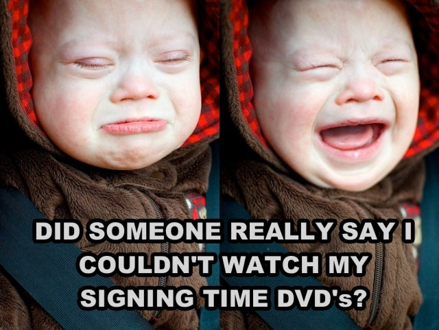 signing times time dvd really works