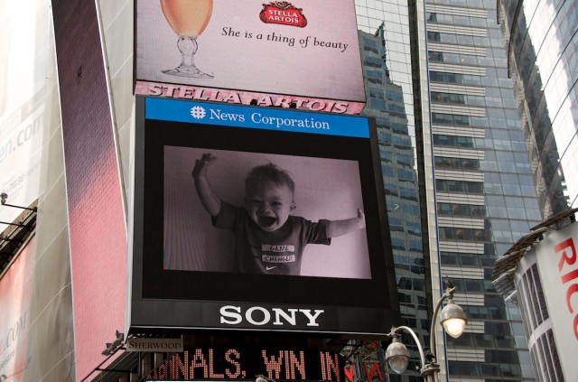 times square buddy walk ndss 2012 noahs dad