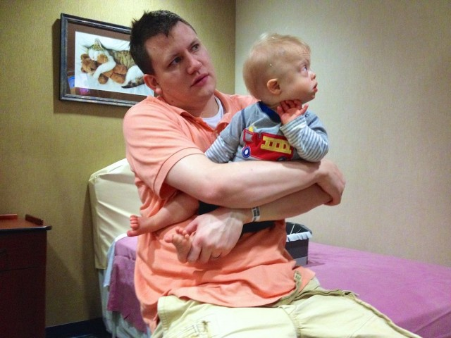 baby down syndrome waiting neurologist