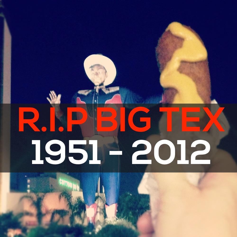bix tex burns down state fair of texas