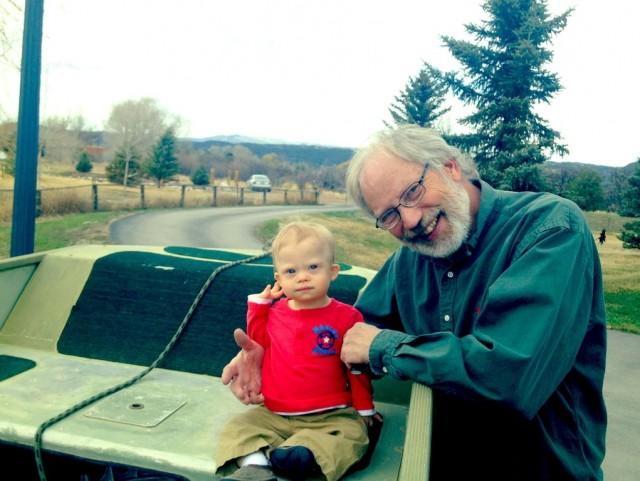 boy-grandson-grandpa-down-syndrome-colorado-mountains 2
