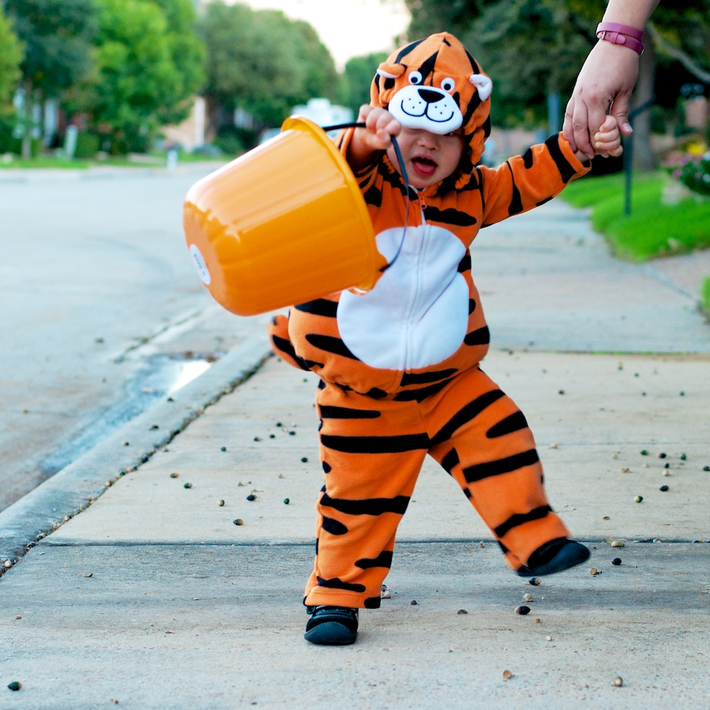 cute baby halloween outfits babies tiger down syndrome