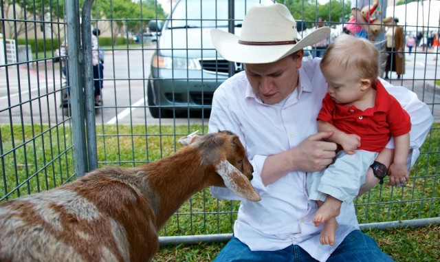 dallas seminary petting zoo