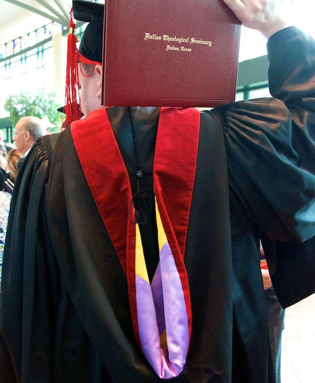 dallas theological seminary hood diploma