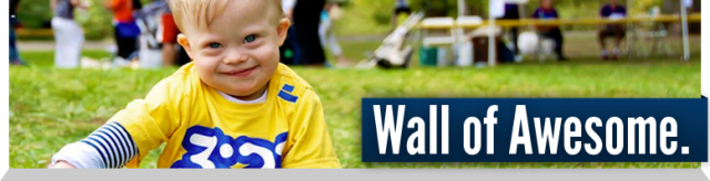 down syndrome awareness month wall of awesome 2012