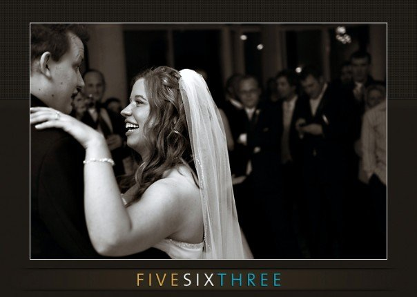 first dance wedding picture