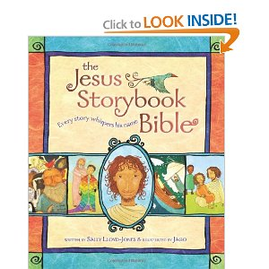 jesus storybook bible best kids bible