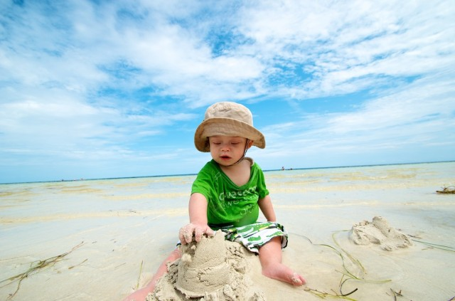 kids beach sombero beach playing florida special needs 11