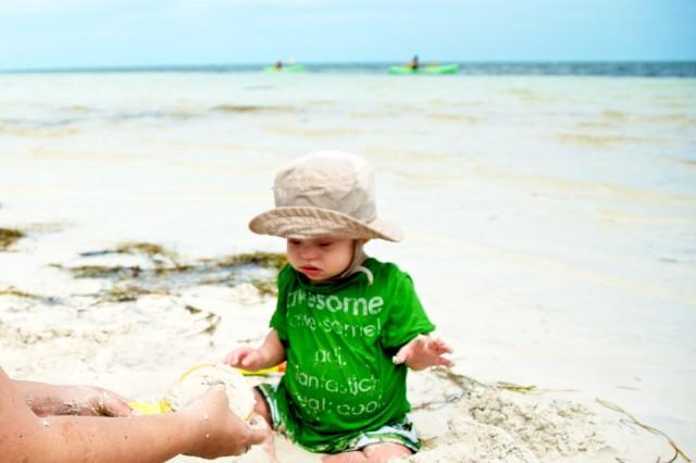 kids beach sombero beach playing florida special needs 2