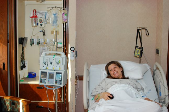 My wife about to have her c-section and give birth