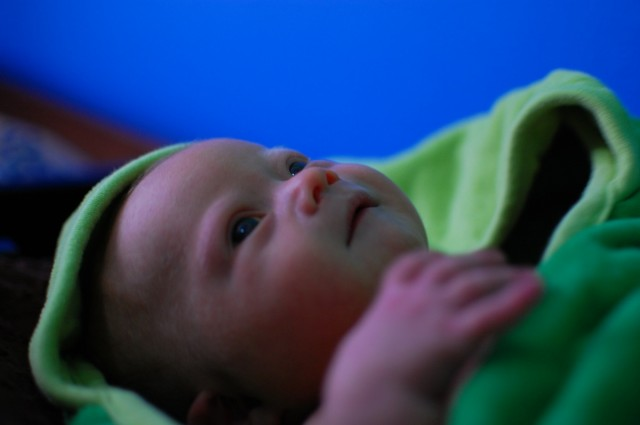 Our son was born with Down Syndrome