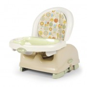 A feeding chair upgrade to the safter 1st recline stage booster chair
