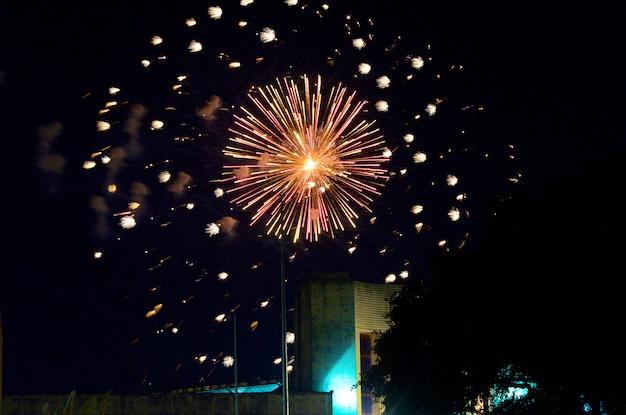 fourth of  july fireworks dallas fair park