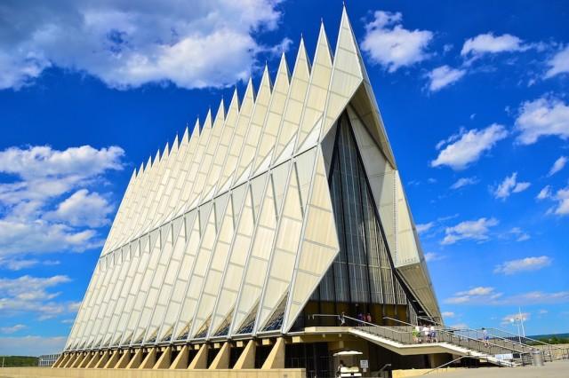 air force academy chapel colorado springs