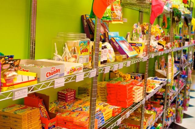 aspen candy company down town colorado