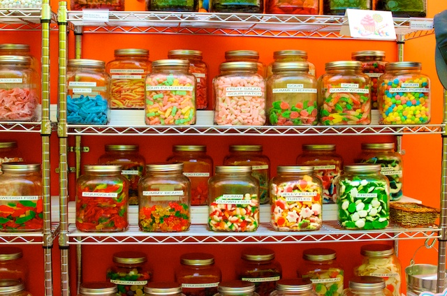 best candy store aspen colorado