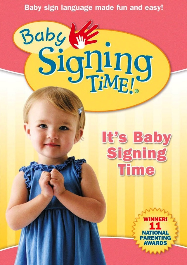 baby signing time dvd down syndrome