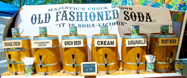 carbondale mountain fair old fashioned soda