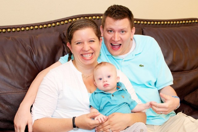 down s down syndrome family baby boy