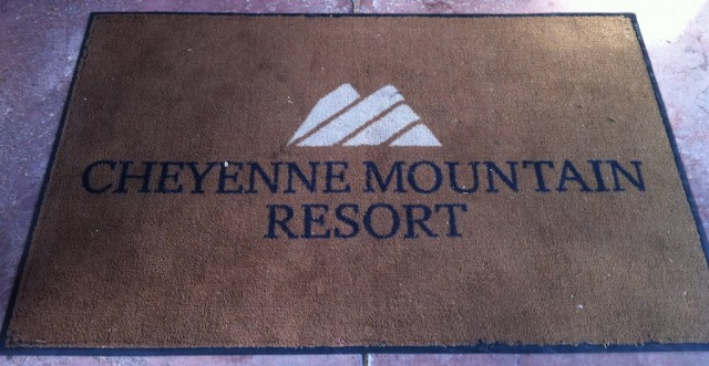 leaving cheyenne mountain resort