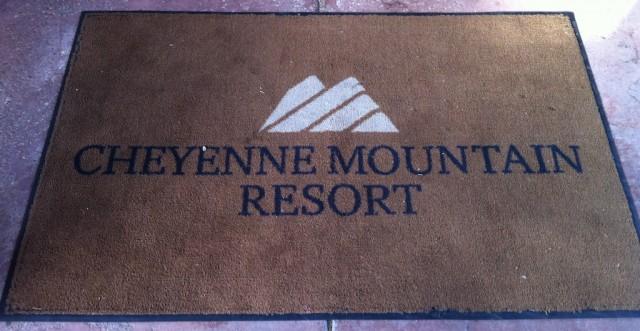 leaving cheyenne mountain resort