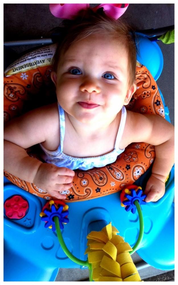 Noah's Adorable Cousin...!