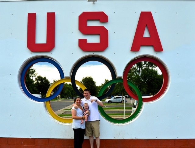 olympic training center tours colorado springs
