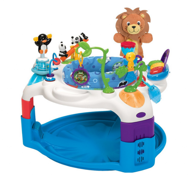 Baby Exersaucer Walker