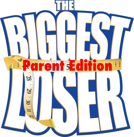 biggest looser logo parent edition