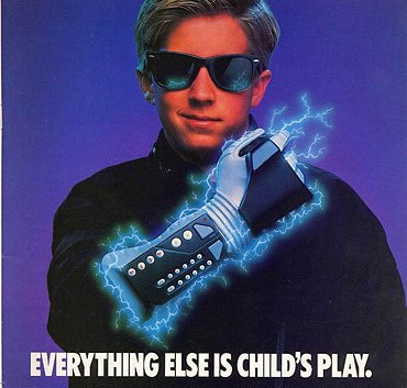 power glove nintendo nes greatest gift