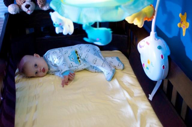 downs syndrome downs sleeping crawling crib