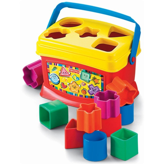 10 fisher price brilliant basics babys first blocks great gift