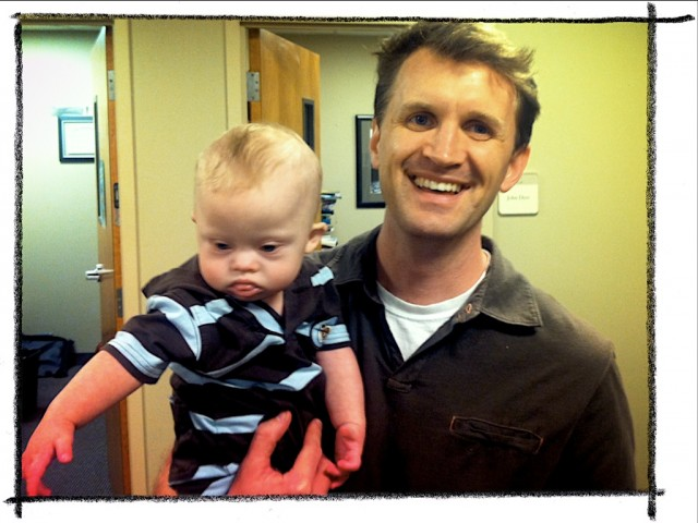 Baby Noah Goes On A Campus Tour Of Dallas Theological Seminary (And Meets 3 Of His Biggest Fans!)