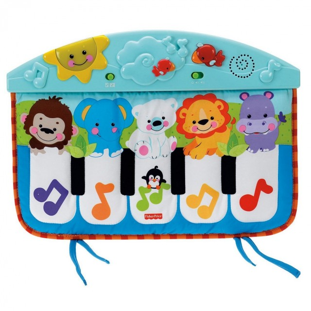 special needs gift idea precious planet kick play piano
