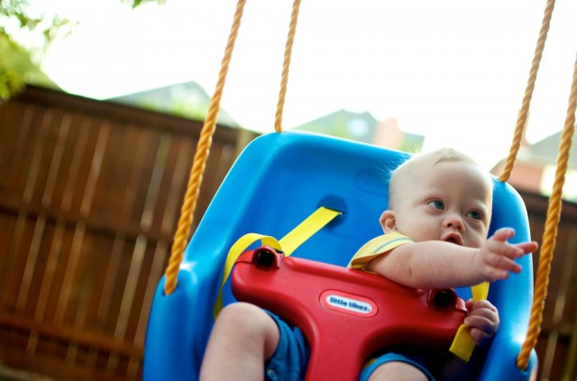2 Ways Swings Help Children With Sensory Integration