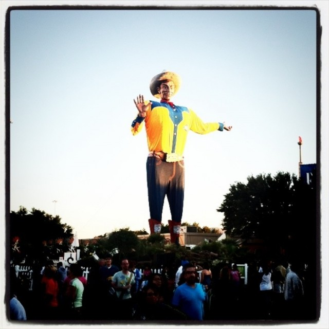 state fair of texas big tex