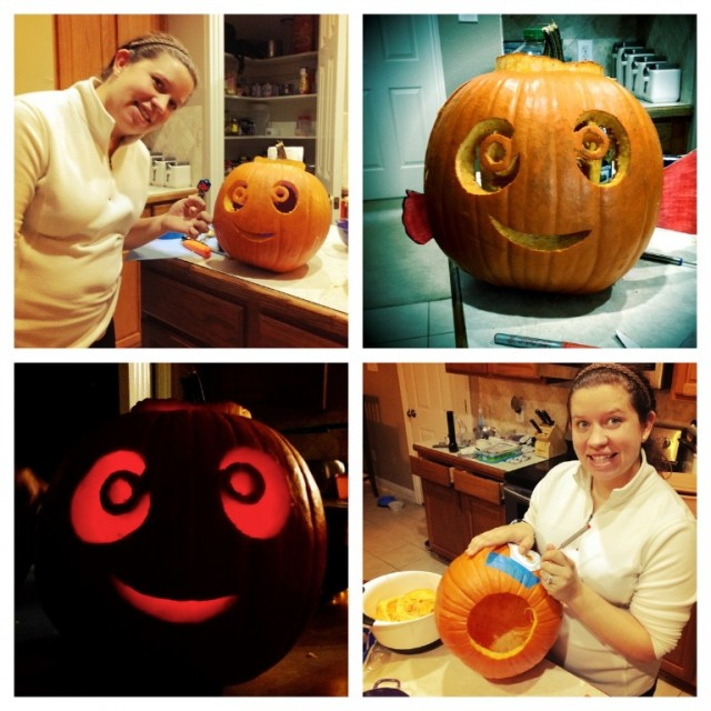 best kid finding nemo jack o lantern ideas