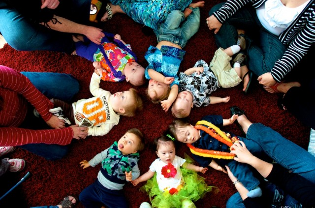 1 year old babies down syndrome birthday party