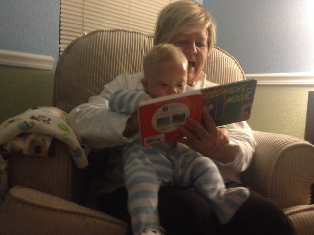 good bedtime story grandmother down syndrome
