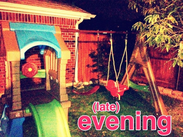 children child first swing set assemble