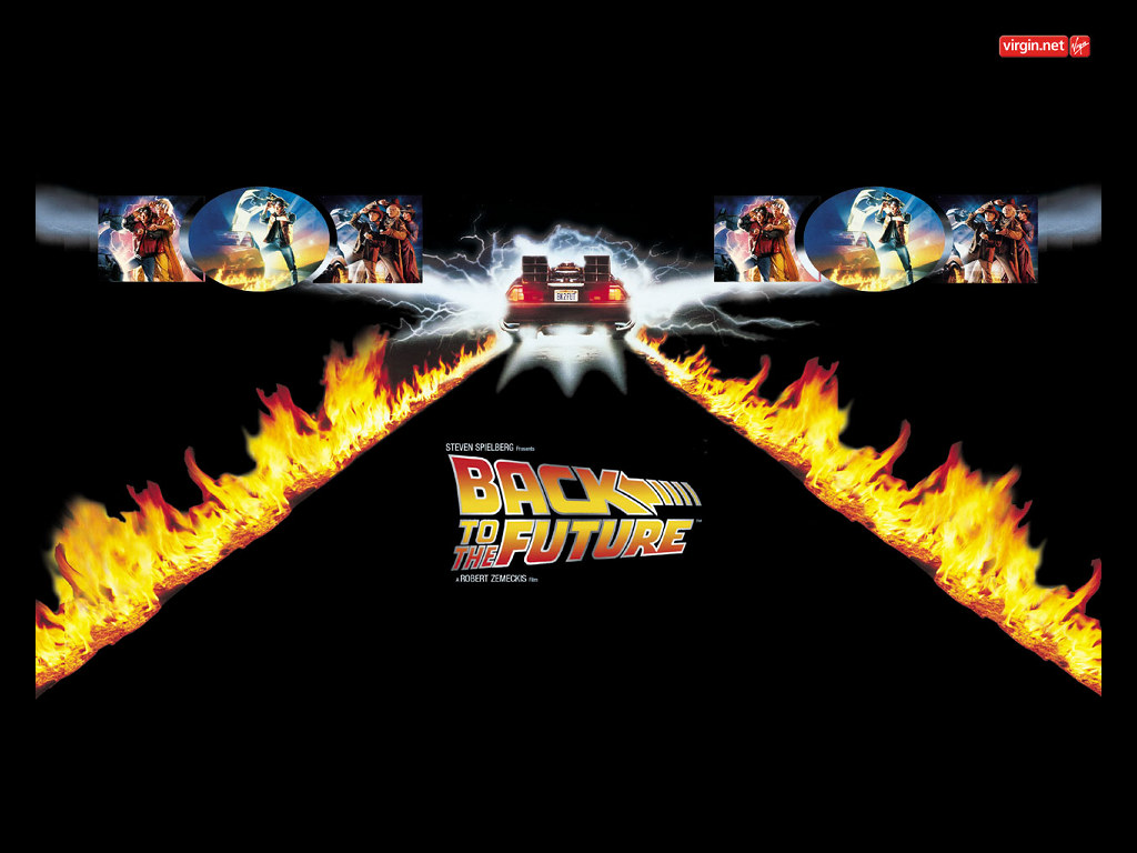 back to the future poster parenting what to say