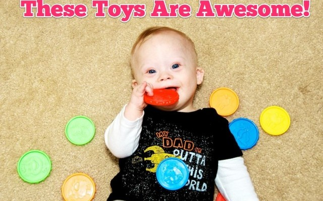 developmental toys for down syndrome babies by fisher price