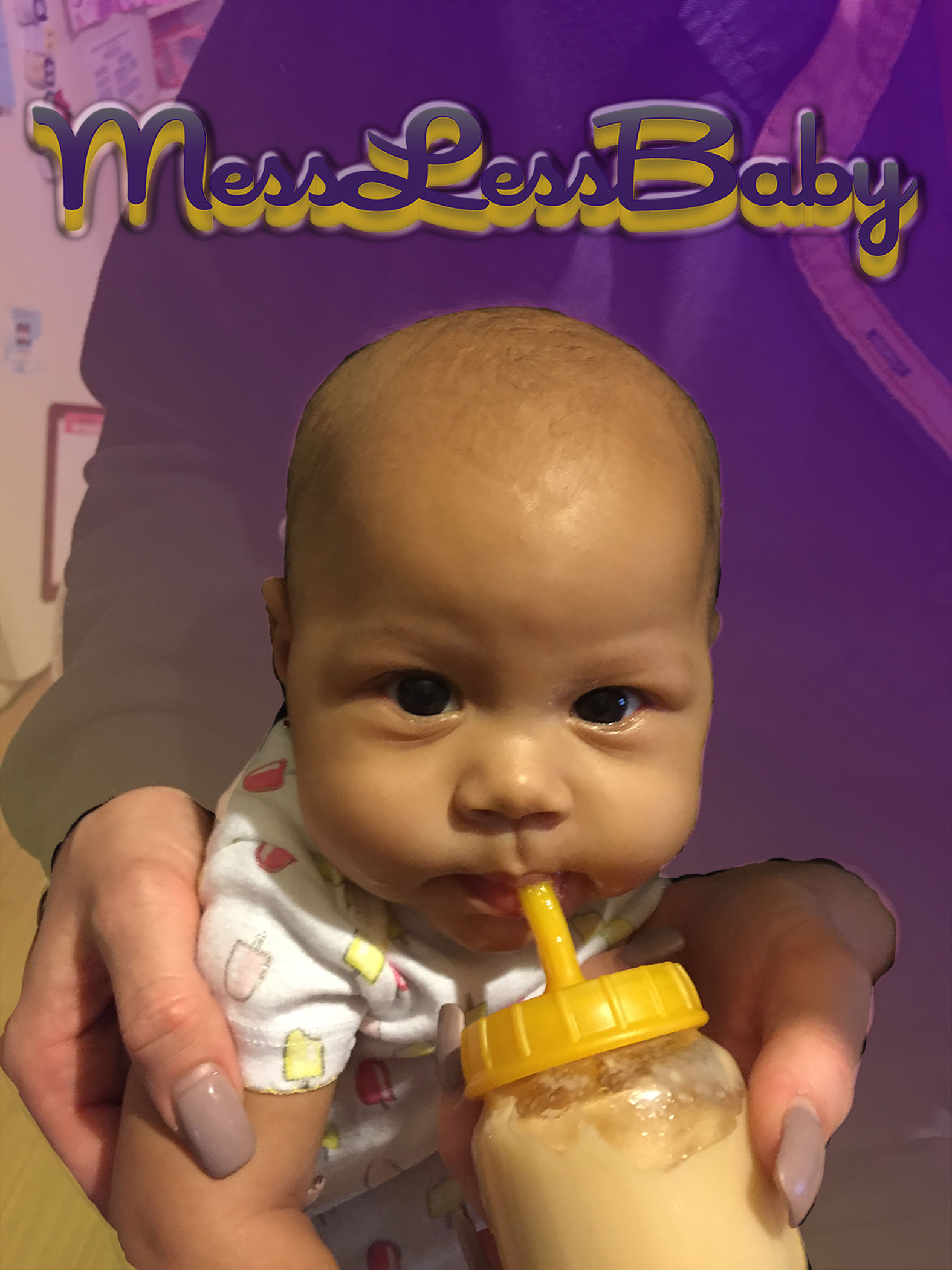 how to teach baby to drink from straw cup