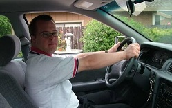 can down syndrome person drive car
